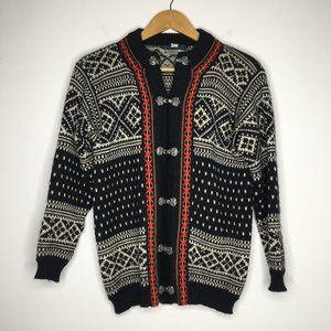 Dale of Norway 100% Wool Knit Nordic Sweater